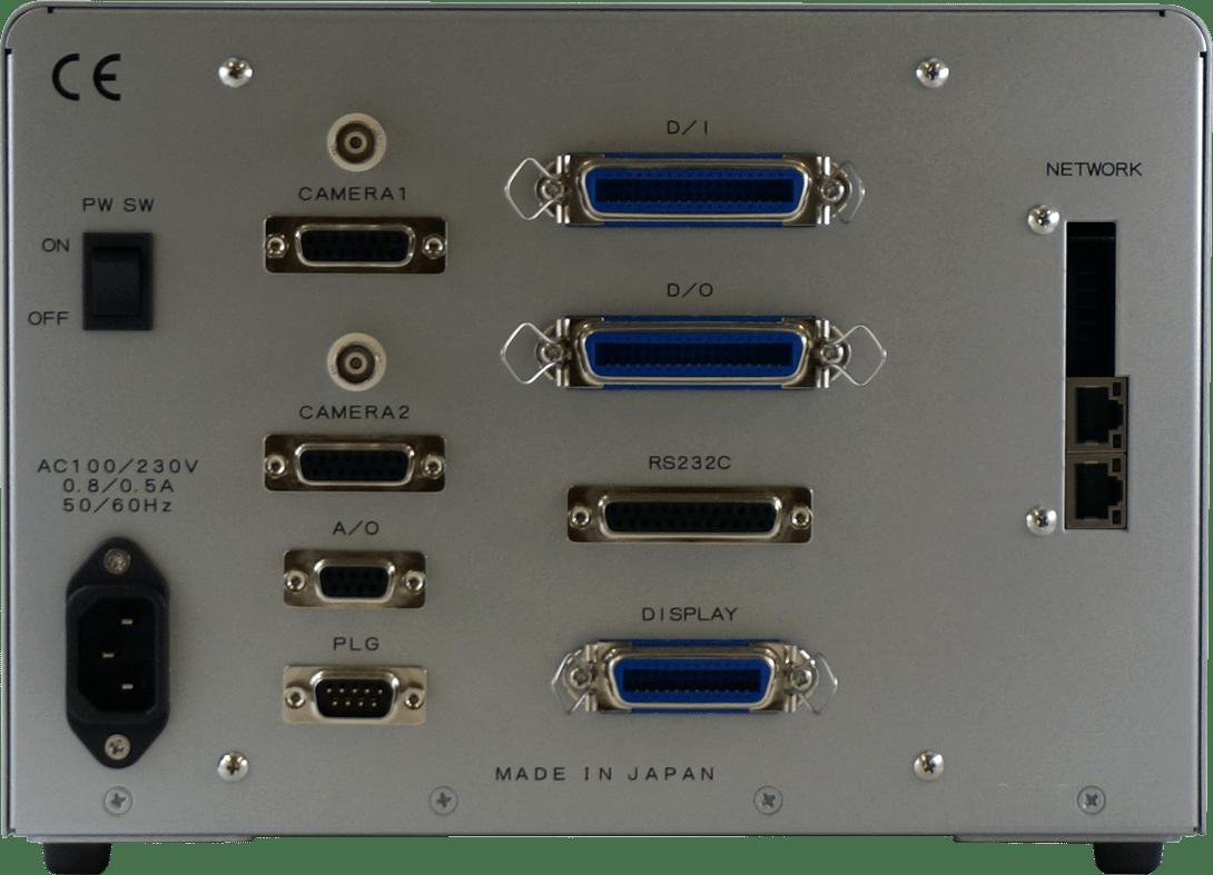 MEGA40 controller back ip