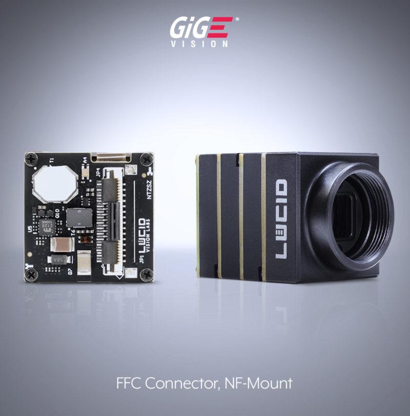 11 phoenix camera NF mount ZIF FFC side image