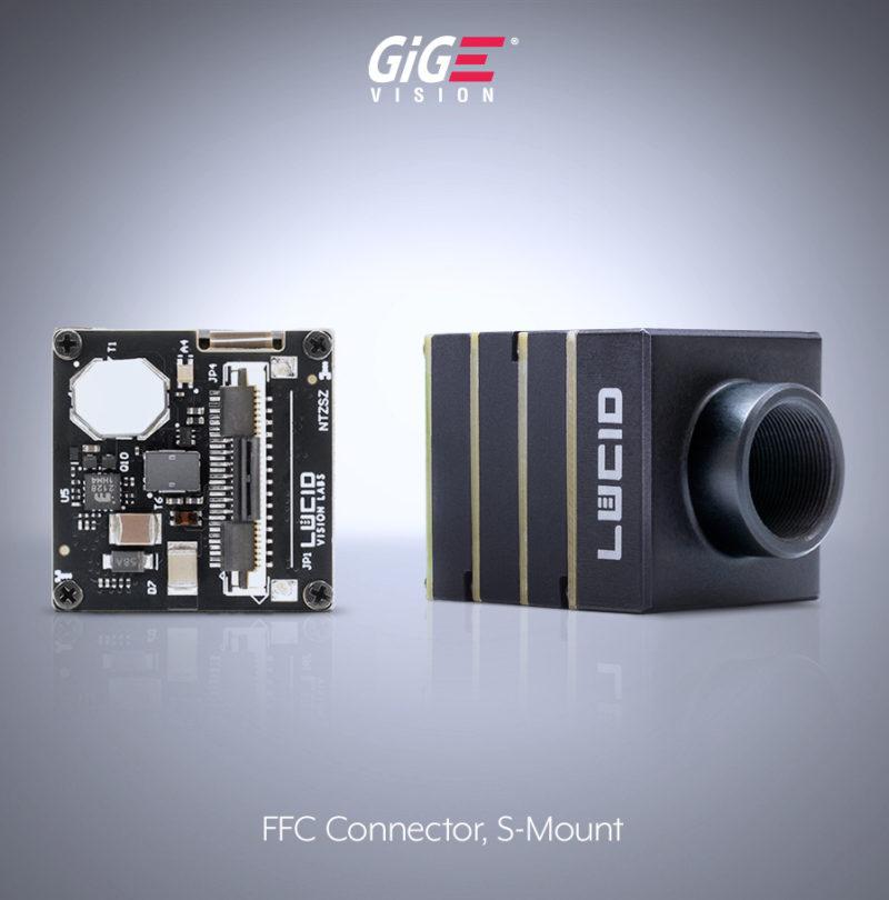 11 phoenix camera S mount ZIF FFC side image