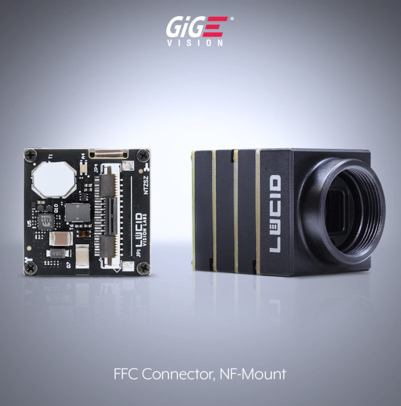 14 phoenix camera NF mount ZIF FFC side image