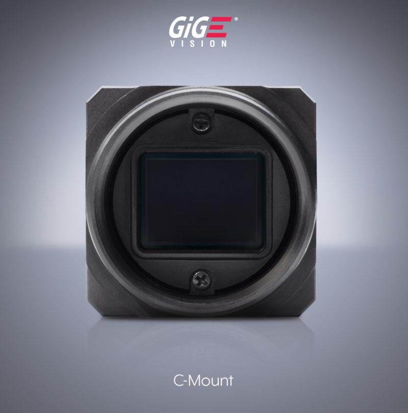 1 Triton camera cmounts large sensor front
