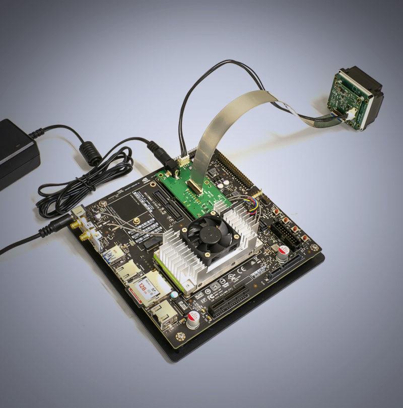 Helios flex Nvidia Jetson TX2 camera back image 3
