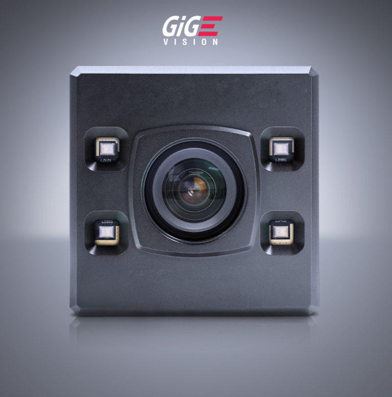 Helios2 ToF 3D Camera IP67 front 1